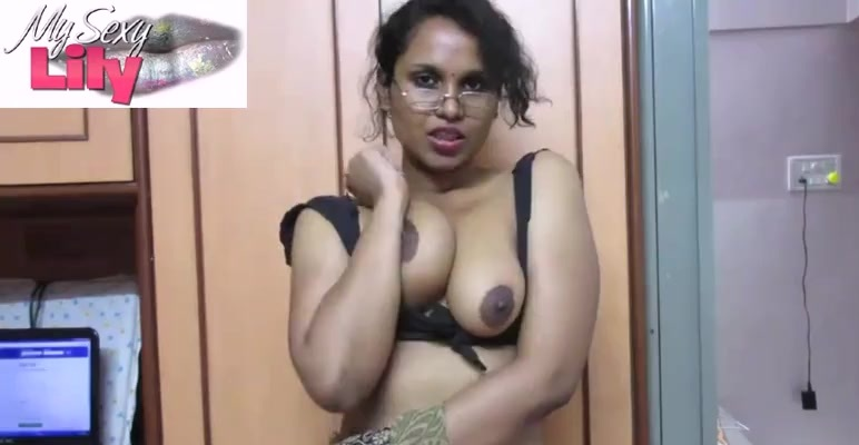 Indian babe Luly sex teacher