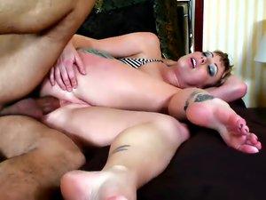 Sex video with Adrianna Nicole