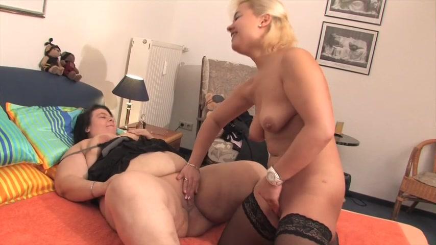 Intime Hausfrau