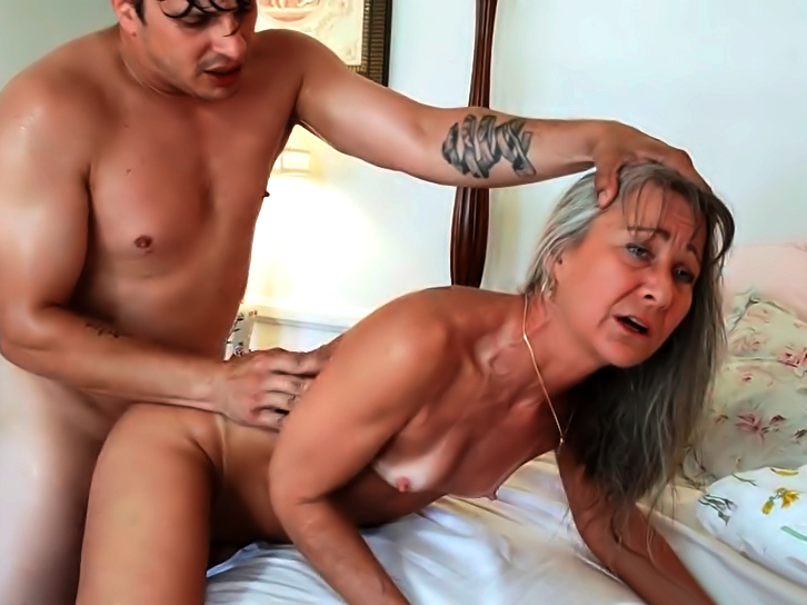 Horny Grannies Love To Fuck 09, Scene 02