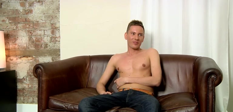 Handsome Hungarian Hunk James! - James Hard
