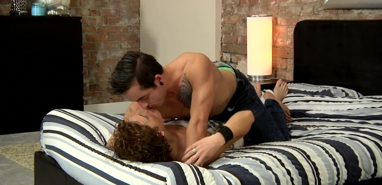 Casper Loves That Hard Uncut Dick! - Casper Ellis And Jack Green