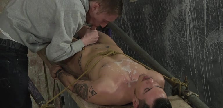 Fit French Cock Slave Nathan! - Nathan Hope And Ashton Bradley