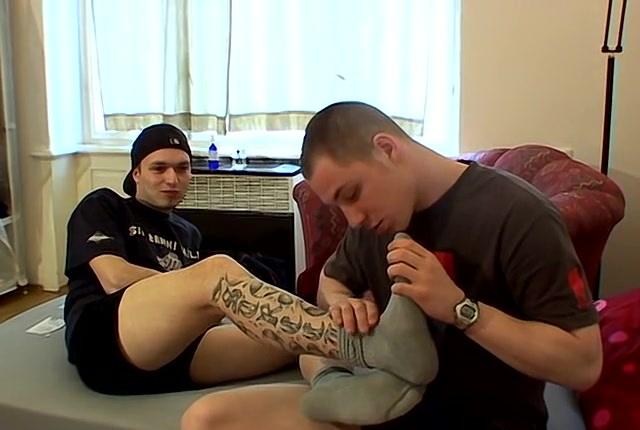 Sticky Cum-Covered Feet! - Jarmil Jagr And Sivok