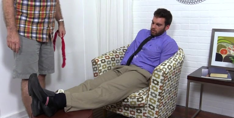Chase Lachance Tied Tickled