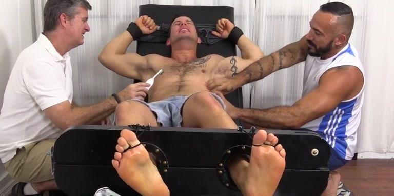 Alessio Revenge Tickles Derrick - Derrick