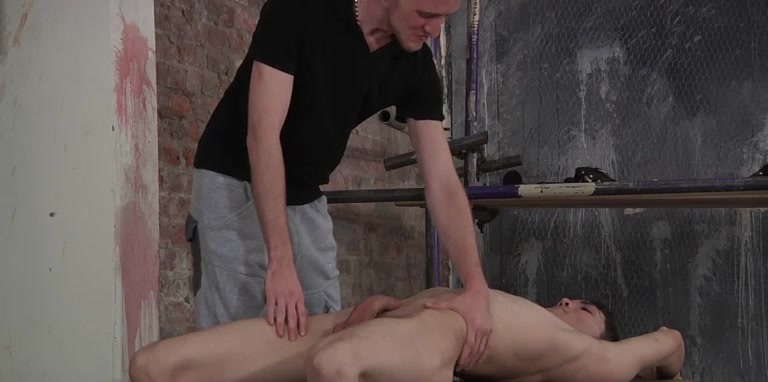 Kieron Has A New Fuck Toy - Luke Tyler And Kieron Knight