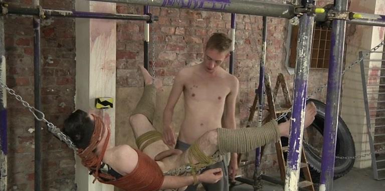 Bad Boy Ashton Plays Rough - Edwin Sykes And Ashton Bradley