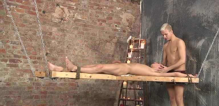 Hung Reece Gets His Long Cock Drained! - Reece Bentley And Deacon Hunter