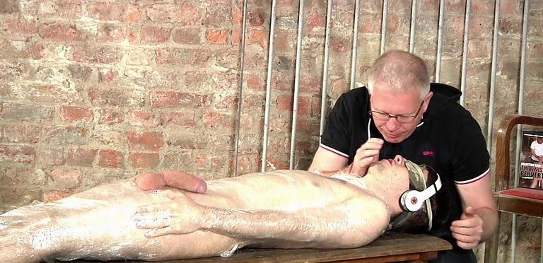Hardcore Cock Punishment - Edwin Sykes And Sebastian Kane
