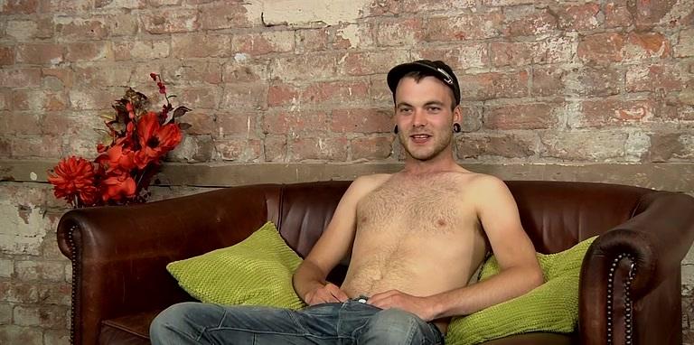 Loveable Horny New Guy Stephan - Stephan Black