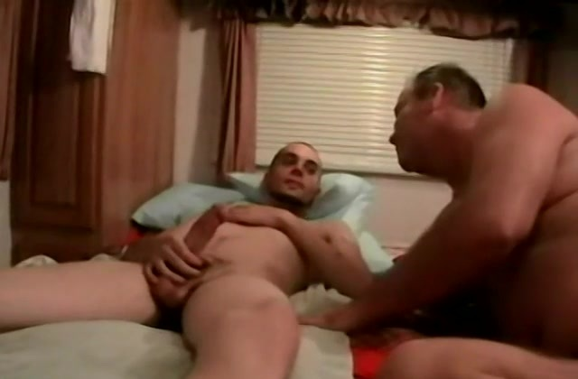 Joe Instigates A Sucking Session - Aiden Pugsley And Daddy