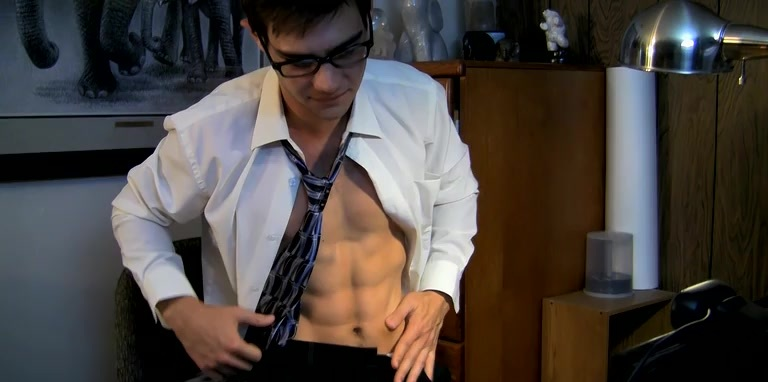 An Office Boy And His Toys - Zack Randall