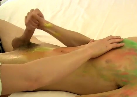 Getting Messy With Cute Dakota - Dakota White And Trace Van De Kamp