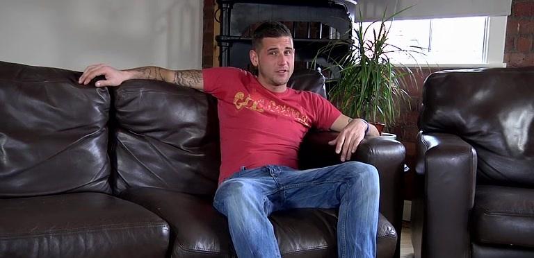 Confident And Sexy Dan! - Dan Broughton
