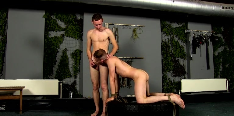 New Boy Fucked And Pissed On - Sean Taylor And Aiden Jason