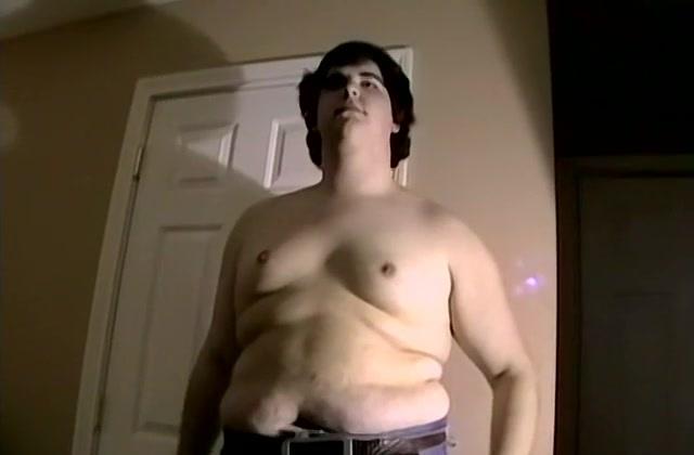 Chubby Bi Boy Nick Strokes - Nick