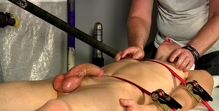 One Cumshot Is Not Enough - Reece Bentley And Sebastian Kane