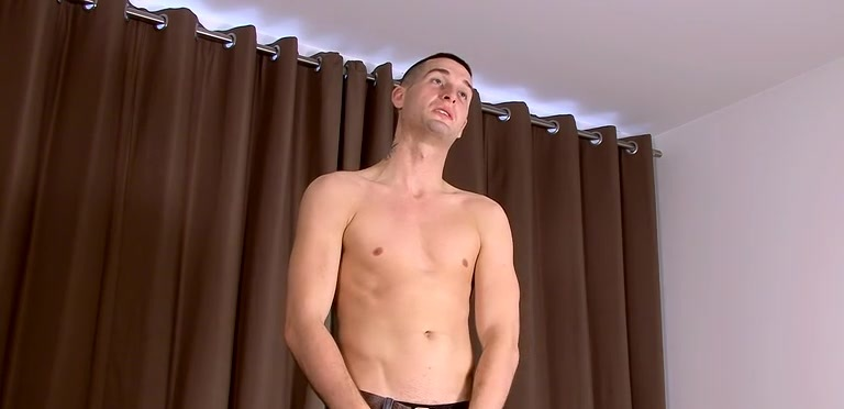 A Horny Wank With New Guy Sean - Sean Savoy