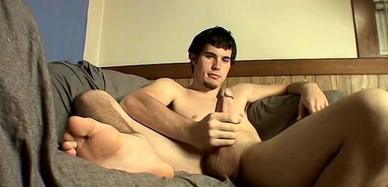 Hunter's Straight Boy Feet - Hunter