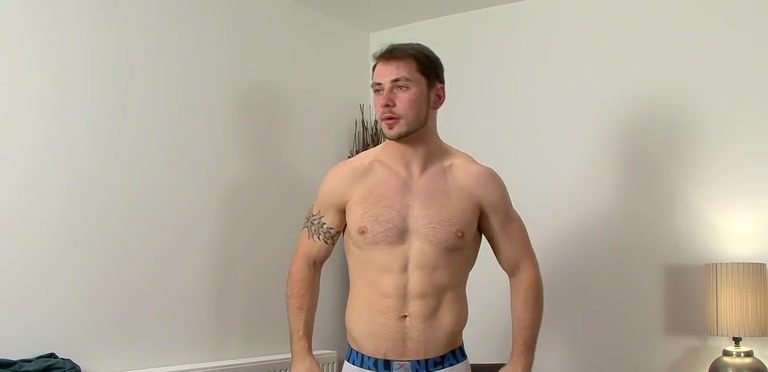 Sexy Straight Guy Nick Solo - Nick Cheney