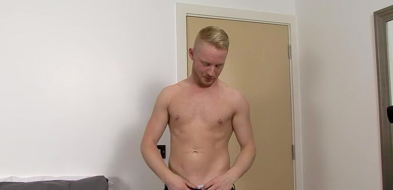 Wanking Out A Load With Andro - Andro Maas