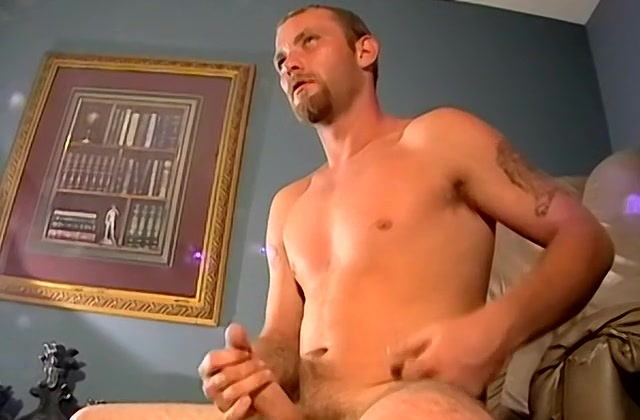 Handsome Matt Unloads His Uncut One - Matt