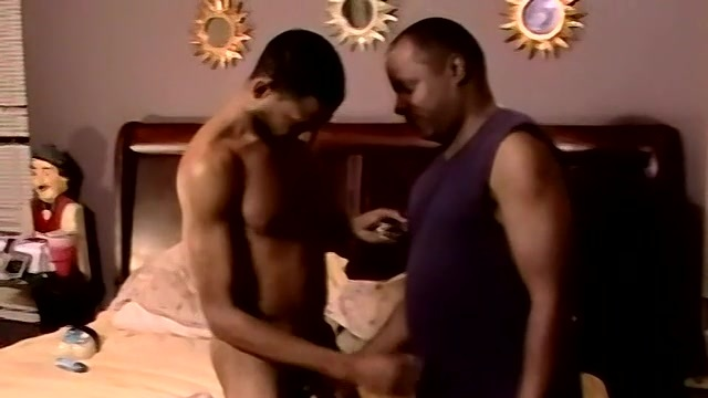 A Hung Straight Cock In A Raw Ass - Demetrius