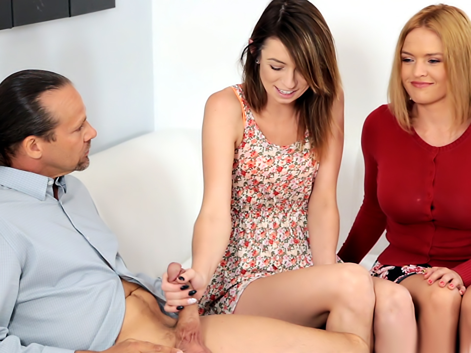 Teaching Her Anal