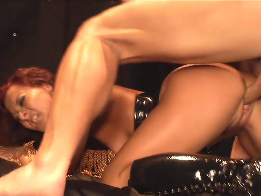 Sandra Romain hardcore fucking action