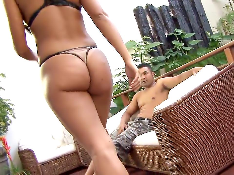 Fernanda Wants Lopan's MassiveCock Up Her Ass