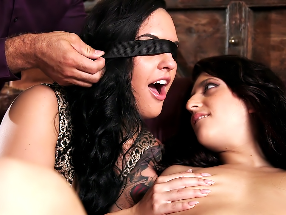 Rachael Madori & Nikki Knightly - Sharing My Husband