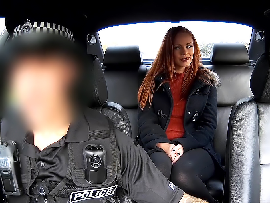Farm Girl Fucks Policemans Big Cock