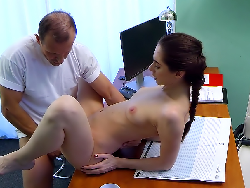 Russian babe wants Doctors cum