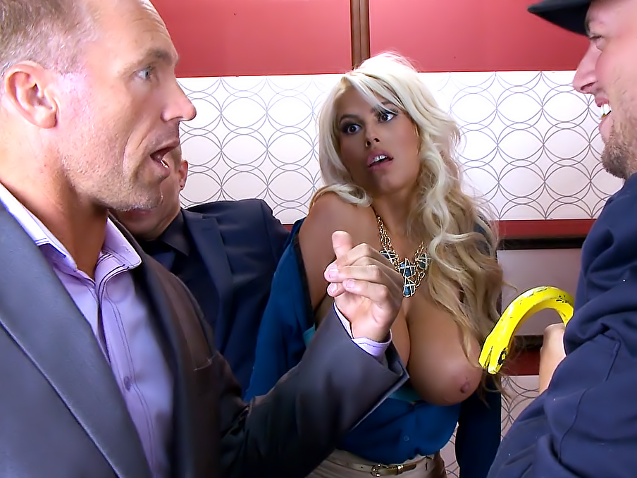 Elevator Sex Porn - â–· Stuck In The Elevator - Bridgette B / Porno Movies, Watch ...