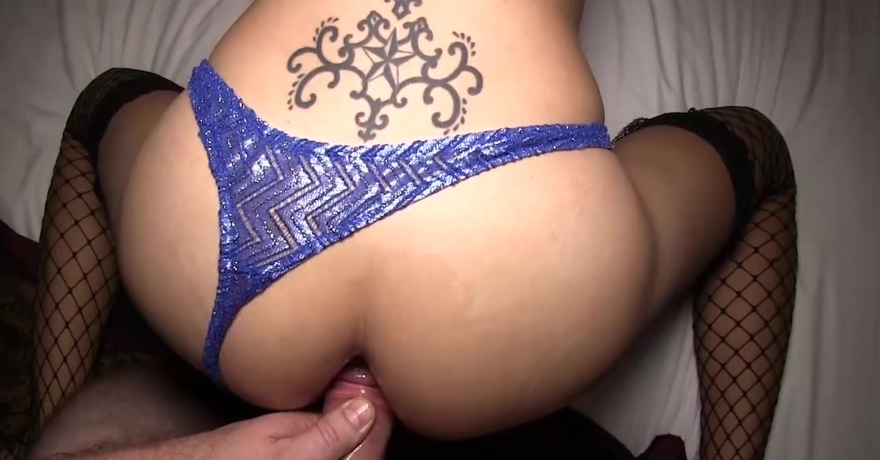 Fully Loaded Ass Pussy