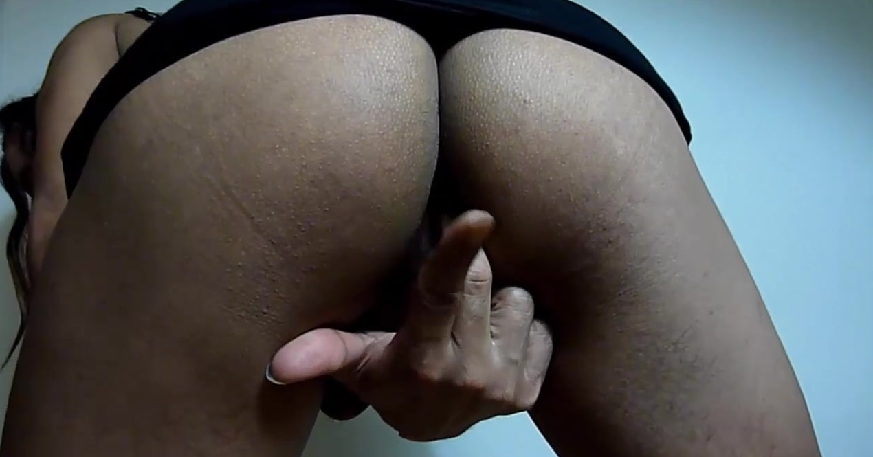 Big Butt Ladyboy