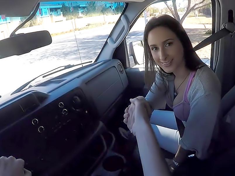 Fucking in the Van