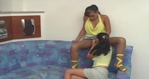 Juliana naughty tranny in action