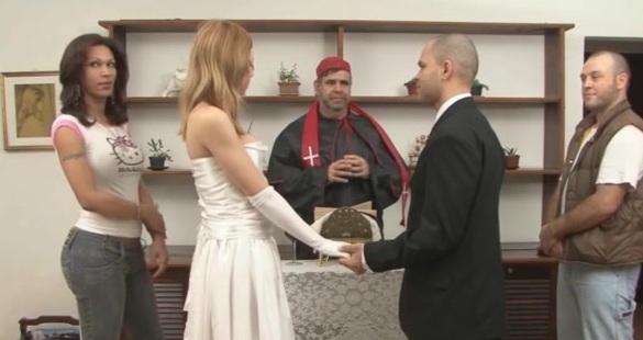 alessandra and tony shemale wedding sex
