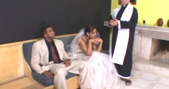 Calena dicks her fiance