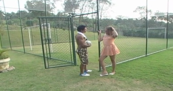 FernandaKeller irresistible shemale in action