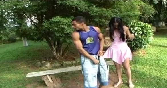 AnaPaula naughty tranny on video