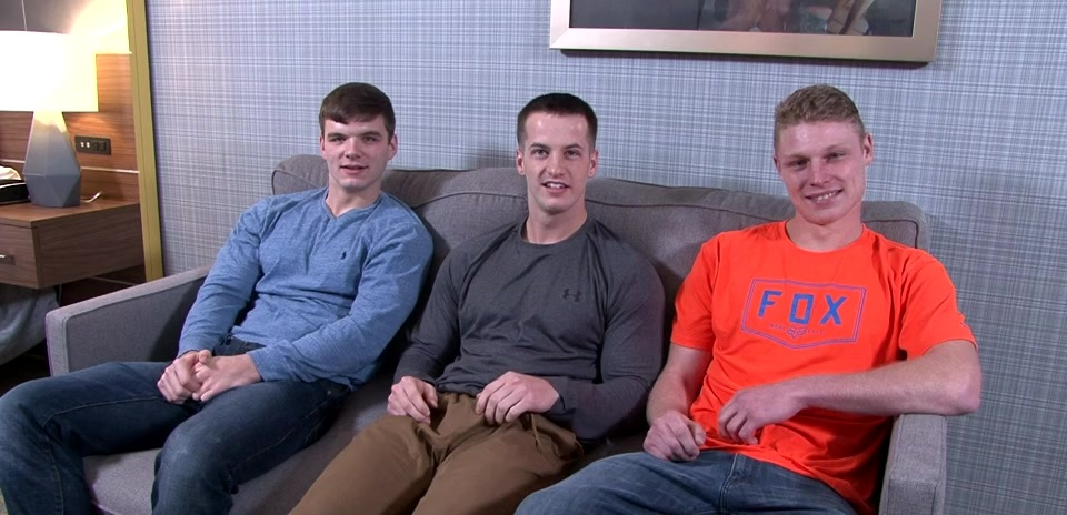 Ivan James, Quentin Gainz & Levi