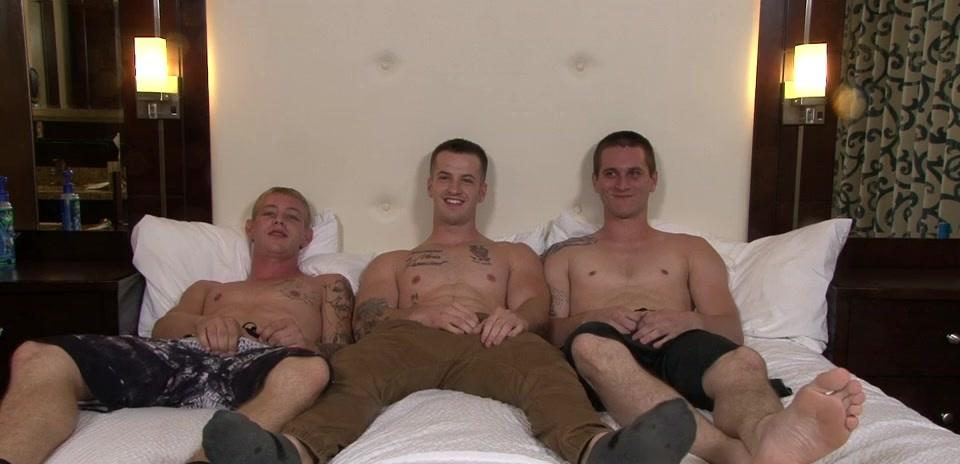 Quentin Gainz, Allen Lucas & Shawn